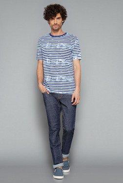 Westsport Mens Navy Solid Jeans