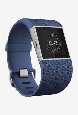 Fitbit Surge Ultimate Fitness Super Watch, Large (Blue) TATA CLiQ Rs. 22990.00