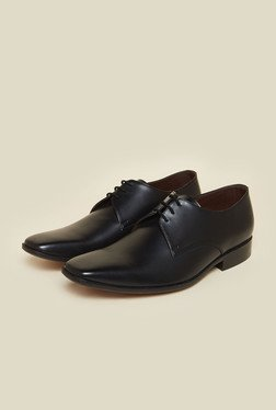 Da Vinchi by Metro Black Lace Up Shoes