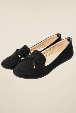 Solovoga Kaibill Black Belly Shoes