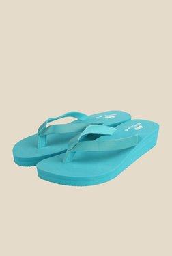 Spunk Eva Blue Flip Flops