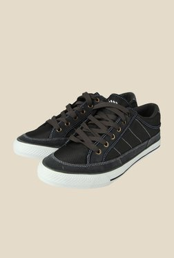 Spunk Passion Black & Grey Sneakers