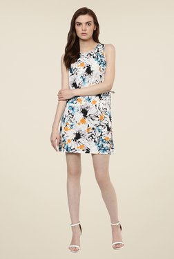 Avirate Multicolor Print Shift Dress - Mp000000000232084