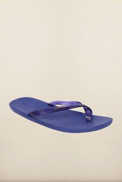 Ipanema Royal Blue Flip Flops