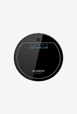 Milagrow BlackCat3.0 Robot Vacuum Cleaner (Black)