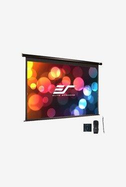 "Elite Screens Spectrum ELECTRIC120V 120"" Projector Screen"