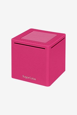 Antec Sugar Cube Portable Bluetooth Speaker (Purple)