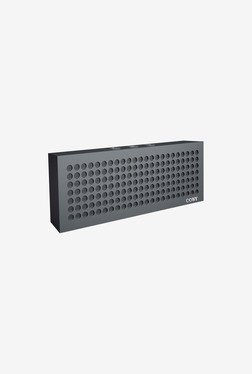 Coby Aluminum Brick Bluetooth Speaker (Gray)