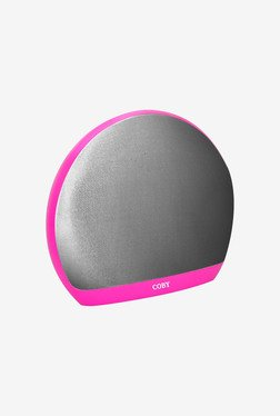 Coby CSBT-313-PNK Portable Bluetooth Speaker (Pink)