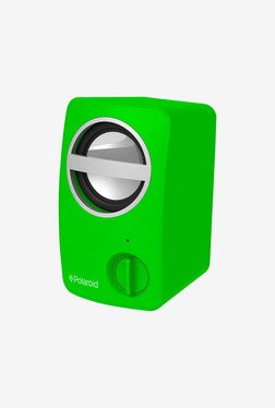 Polaroid PBT501GR Universal Bluetooth Mini Speaker (Green)