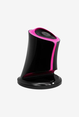 Iluv Syren Nfc Compatible Bluetooth Portable Speaker (Pink)