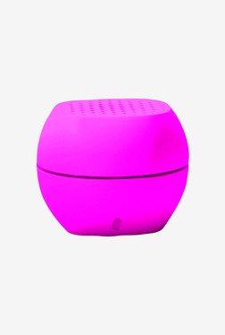 Coby Portable Bluetooth Stereo Speaker (Pink)