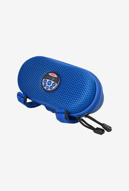 Ivation Multi-Function Bicycle Speaker (Blue)