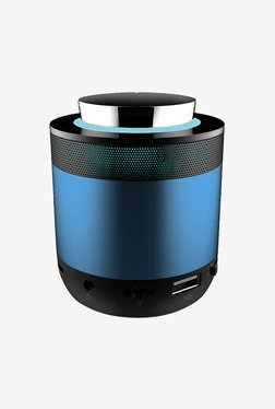 Qfx BT-45 Portable Bluetooth Rechargeable Speaker (Blue)