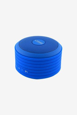 Urge Basics Bluetooth Disc Speaker (with Built-in Mic Blue)