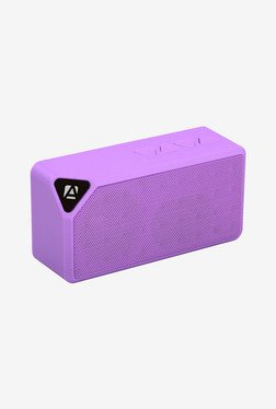 Aduro SB04-BSP Bluetooth Speaker (Purple)