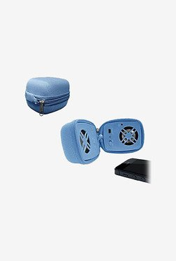 Urge Basics Wireless Zip-Up Travel Speaker (Blue)