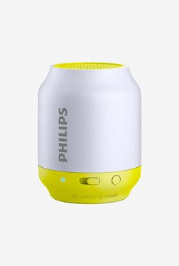Philips BT50L/37 Portable Bluetooth Speaker (White)