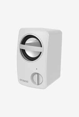 Polaroid PBT501WH Universal Bluetooth Mini Speaker (White)