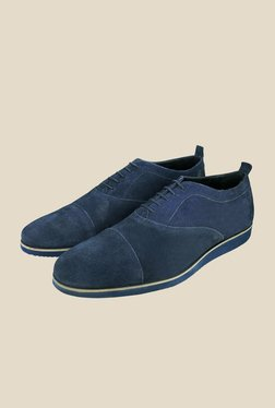 US Polo Assn. Navy Oxford Shoes