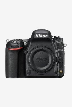 Nikon D750 DSLR Camera (Body Only) Black