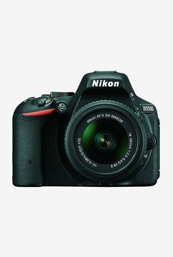 Nikon D5500 DSLR With AFS 18-55mm & AFS 55-200mm VRII Lenses