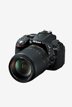 Nikon D5300 DSLR With AFS 18-140mm VR Lens