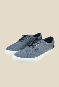 US Polo Assn. Blue Canvas Shoes