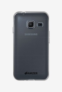 Amzer Pudding TPU Case For Samsung Galaxy J1 Mini (Clear)