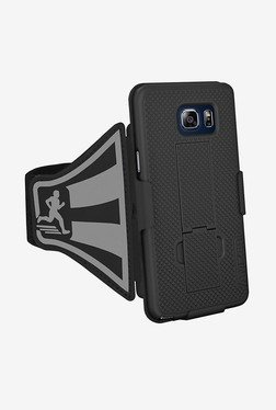 Amzer Shellster Armband For Samsung Galaxy Note 5 (Black)