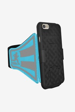 Amzer Shellster Armband for iPhone 6 Plus/6s Plus (Blue)
