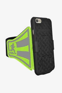Amzer Shellster Armband for iPhone 6/6s (Green)
