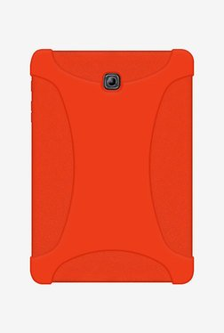 Amzer Jelly Back Case For Samsung Galaxy Tab S2 8.0 (Orange)