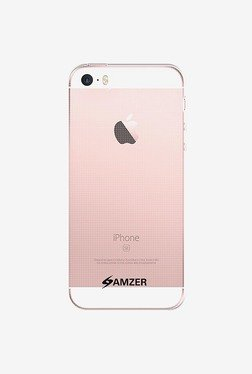 Amzer Soft Gel Back Case For Apple IPhone 5 (Clear)