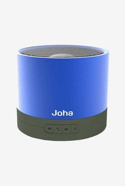 Joha JBS601 Bass Speaker With Microphone (Blue)