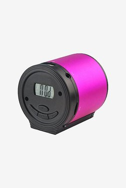Qfx Cs181Pk Portable Speaker (Pink)