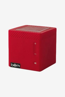 Bem HL2022GD Bluetooth Mobile Speaker (Husker Red)
