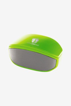 Life N Soul BM208-G Bluetooth Stereo Speaker (Green)