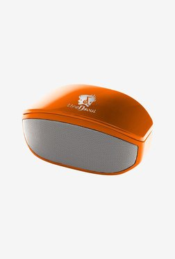 Life N Soul BM208-O Bluetooth Stereo Speaker (Orange)