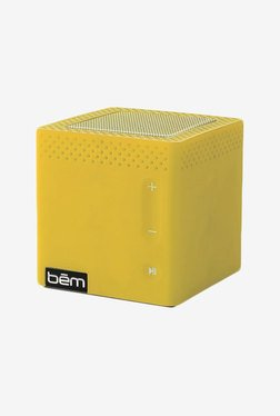 Bem HL2022GT Bluetooth Mobile Speaker (Yellow)