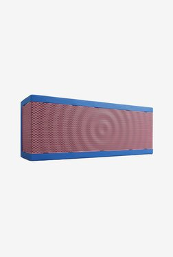 Bohm SoundBlock Bluetooth Wireless Stereo Speaker (Blue)