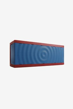 Bohm SoundBlock Bluetooth Wireless Stereo Speaker Red & Blue