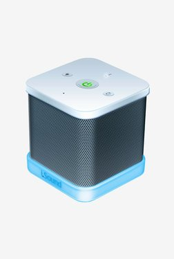 Isound Iglowsound Cube Bluetooth Speaker (White)