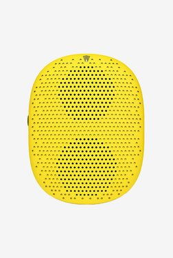 Isound Popdrop Bluetooth Speaker (Lemon Drop)