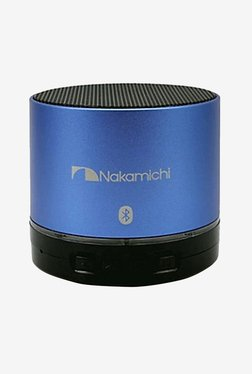 Nakamichi BT05S Series Bluetooth Round Speaker (Blue)