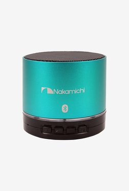 Nakamichi BT05S Series Bluetooth Round Speaker (Green)