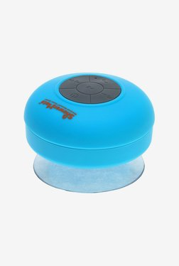 Shower-Mate s4 Water Resistant Bluetooth Speaker (Blue)