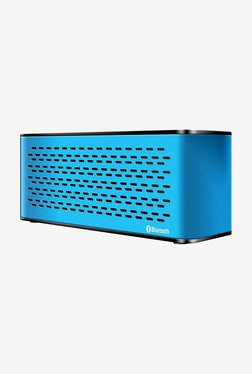 Isound Sonic Waves Bluetooth Speaker (Blue)
