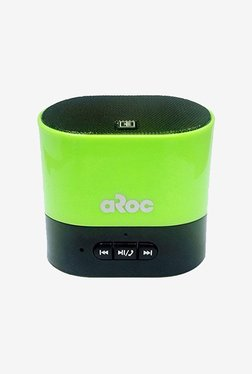 Aroc Electronics BTS-600 Bluetooth Speaker (Green)