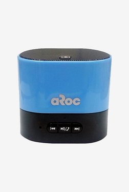 Aroc Electronics BTS-600 Bluetooth Speaker (Blue)